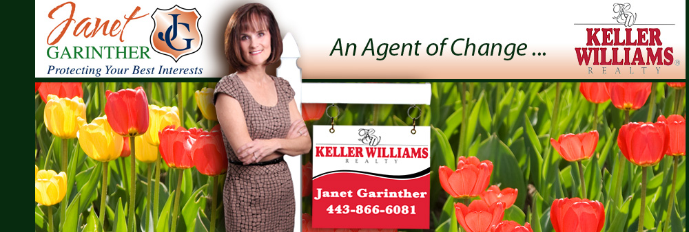 Janet Garinther - Keller Williams Realty - Harford County, Maryland